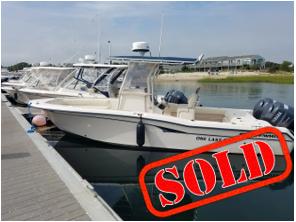2005 Grady White 257 $49,900 *SOLD* - Outermost Harbor Marine