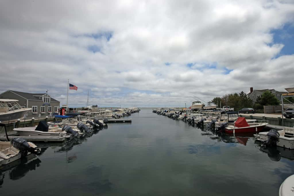 ABOUT MARINA - Outermost Harbor Marine