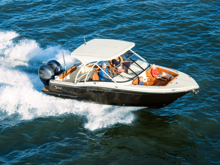 Boat Service | New Boat Sales - Outermost Harbor Marine