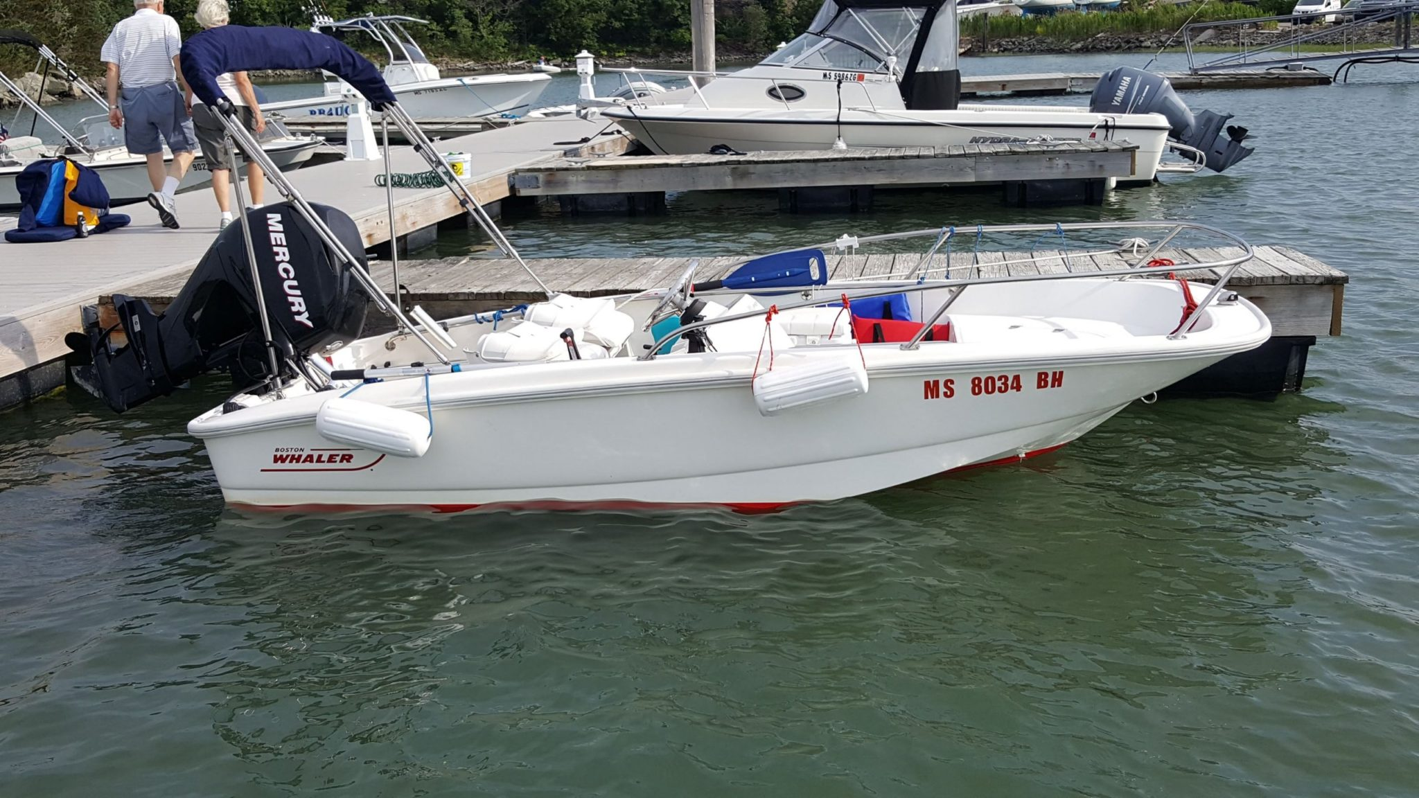 Boston Whaler 13 SS