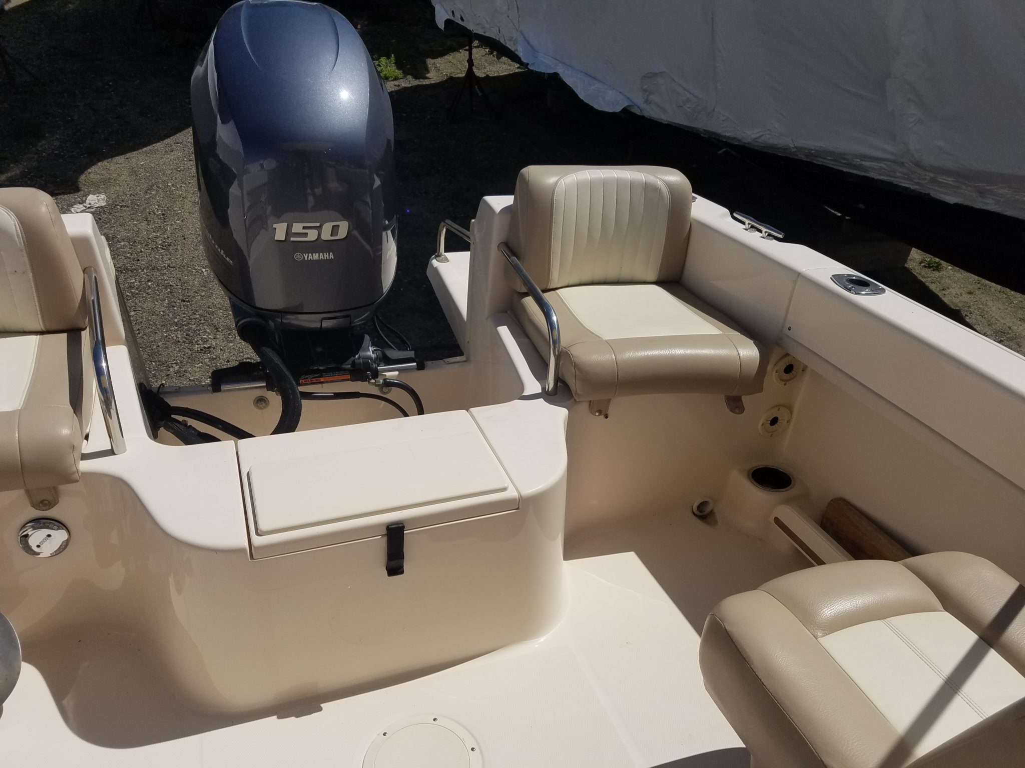 2013 Grady White 205 Freedom $45,900 *SOLD* - Outermost