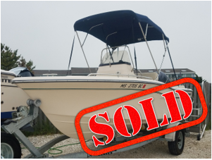 2014 180 Fisherman SOLD
