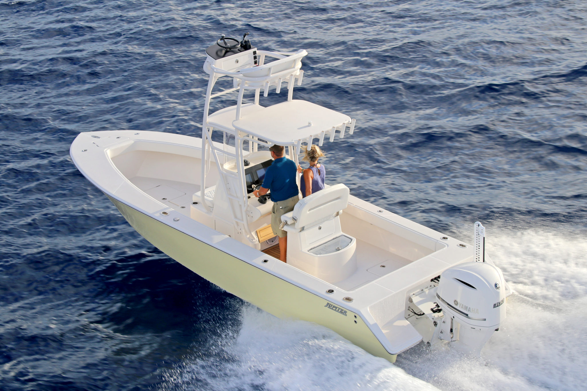 Jupiter 25 Bay Outermost Harbor Marine