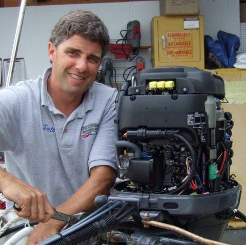 Pete Master Yamaha Technician