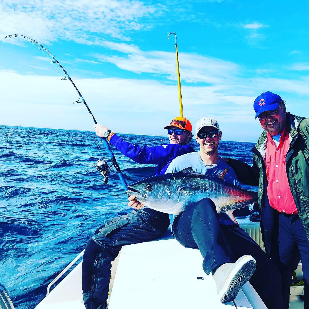 Bluefin Tuna Fishing Charter
