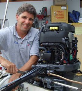 Peter Master Yamaha Technician